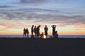enjoy an adventure party