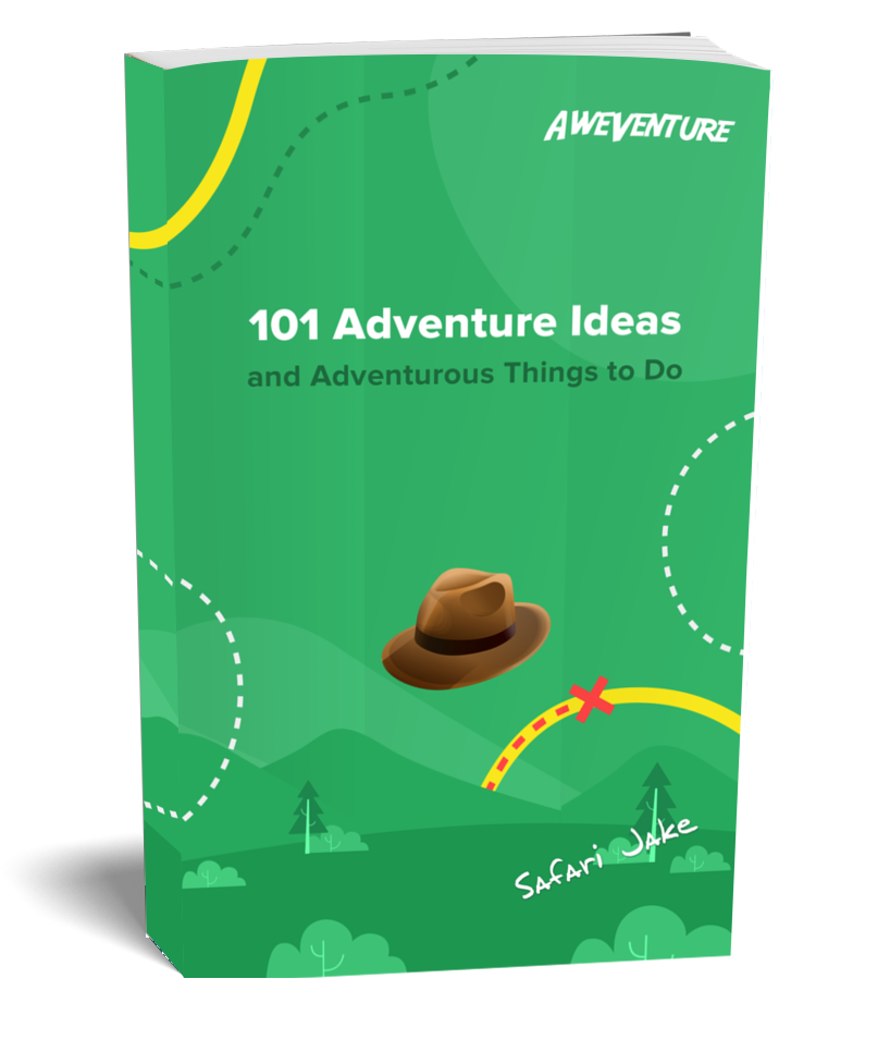 101 adventure ideas and adventurous things to do