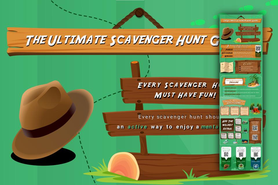 The Ultimate Scavenger Hunt Guide